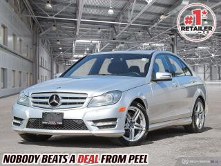 Used 2013 Mercedes-Benz C-Class C 300 4MATIC for sale in Mississauga, ON