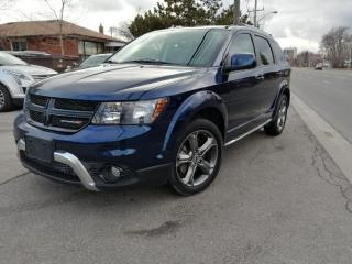 Used 2018 Dodge Journey Crossroad FWD for sale in Toronto, ON