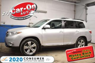 Used 2011 Toyota Highlander V6 LIMITED | 7 PASS | SUNROOF for sale in Ottawa, ON