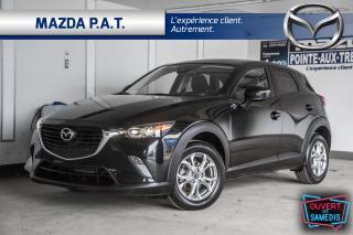 Used 2018 Mazda CX-3 GS,AUTOMATIQUE,CAMÉRA DE RECUL,BLUETOOTH for sale in Montréal, QC