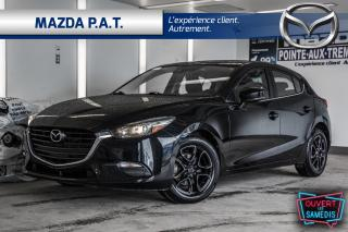 Used 2018 Mazda MAZDA3 Sport MAZDA 3 SPORT GS,TOIT OUVRANT,CAMÉRA DE RECUL for sale in Montréal, QC