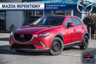 Used 2017 Mazda CX-3 Traction avant 4 portes GS for sale in Repentigny, QC