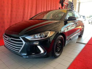Used 2017 Hyundai Elantra *GL*CAMERA*BLUETOOTH*SIEGES CHAUFF* for sale in Québec, QC