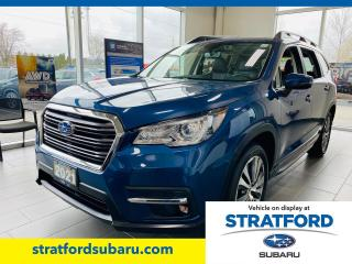 New 2021 Subaru ASCENT Limited 8-Passenger for sale in Stratford, ON