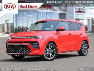 New 2021 Kia Soul GT-Line Limited for sale in Red Deer, AB