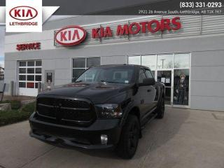Used 2017 RAM 1500 Express for sale in Lethbridge, AB