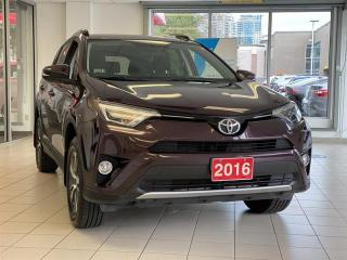 Used 2016 Toyota RAV4 AWD XLE for sale in Burnaby, BC