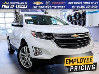 New 2021 Chevrolet Equinox Premier for sale in Kindersley, SK