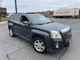 Used 2011 GMC Terrain AWD,  Camera, Leather Roof,  3/Y Warranty Availabl for sale in Toronto, ON