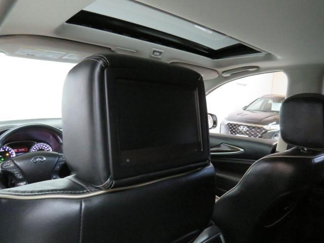 2019 Infiniti QX60 Pure AWD Nav Leather PanoRoof Bcam DVD Player
