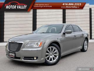 Used 2014 Chrysler 300 Limited Leather - Camera - No Accident Mint! for sale in Scarborough, ON