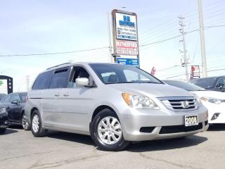 Used 2008 Honda Odyssey No Accidents| EX-L w-RES | 8 Passenger | Certified for sale in Brampton, ON