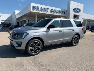 Used 2020 Ford Expedition Limited  for sale in Brantford, ON