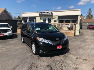 Used 2013 Toyota Sienna XLE for sale in Sutton, ON
