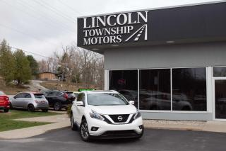 Used 2018 Nissan Murano SL for sale in Beamsville, ON