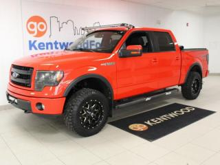 Used 2013 Ford F-150 FX4   4x4   5.0L V8   One Owner   No Accidents   Aftermarket Rims for sale in Edmonton, AB