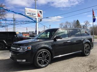 Used 2013 Ford Flex limited for sale in Welland, ON