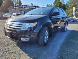 Used 2008 Ford Edge Limited for sale in Black Creek, BC
