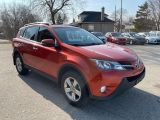 Photo of Orange 2015 Toyota RAV4