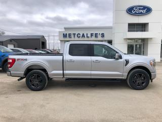 New 2021 Ford F-150 LARIAT 4WD SUPERCREW 6.5' BOX for sale in Treherne, MB