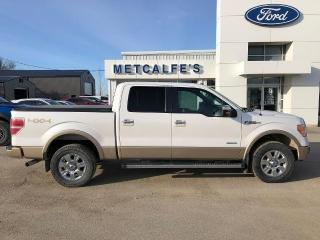 Used 2012 Ford F-150 for sale in Treherne, MB
