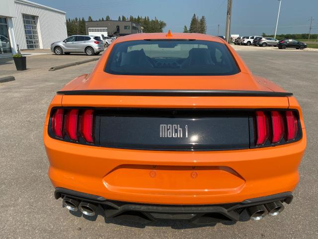 2021 Ford Mustang MACH 1 FASTBACK