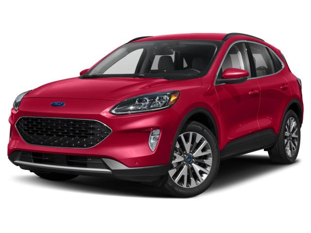 2021 Ford Escape TITANIUM HYBRID AWD