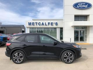 New 2021 Ford Escape SEL AWD for sale in Treherne, MB