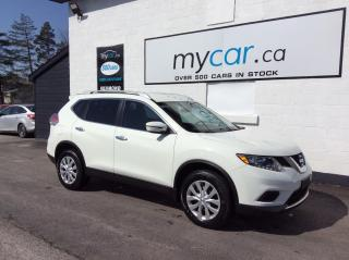 Used 2016 Nissan Rogue S BACKUP CAM, POWERGROUP, AWD, UNREAL DEAL!! for sale in Kingston, ON