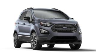 New 2020 Ford EcoSport SES for sale in Manning, AB