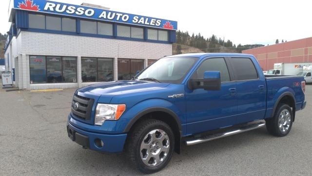 2010 Ford F-150 FX4 5.4L 5ft 6in Box