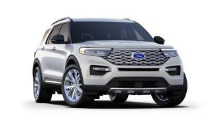 New 2021 Ford Explorer Platinum for sale in Manning, AB