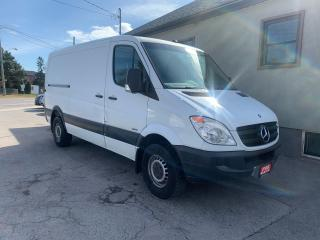 Used 2012 Mercedes-Benz Sprinter 2500 for sale in Scarborough, ON