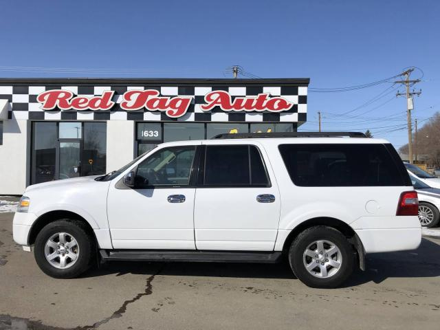 2009 Ford Expedition MAX XLT 4WD  8 Pass 90K