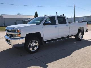 Used 2018 Chevrolet Silverado 2500 WT for sale in Tilbury, ON