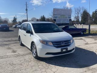 Used 2013 Honda Odyssey EX-L for sale in Komoka, ON