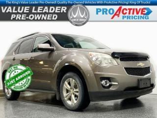 Used 2011 Chevrolet Equinox LT   AWD   4cyl   Remote Start   Sunroof   Rear Camera for sale in Virden, MB