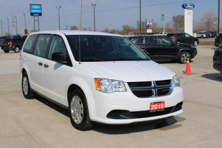 Used 2019 Dodge Grand Caravan SXT for sale in Tilbury, ON
