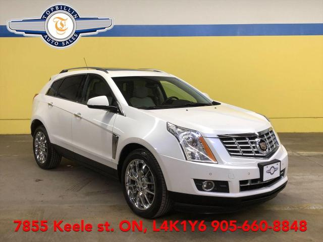 2015 Cadillac SRX Premium AWD, Leather, Roof, Navigation & more