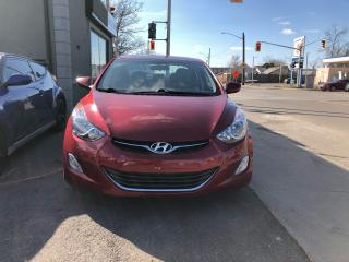 Used 2013 Hyundai Elantra GLS**LOW KMS*BLUETOOTH*HEATED SEATS** for sale in Hamilton, ON