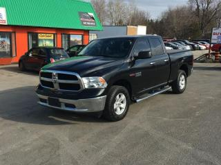 Used 2016 RAM 1500 SLT for sale in Tilbury, ON