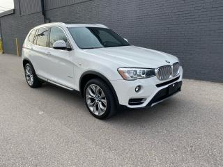 Used 2017 BMW X3 xDrive28i for sale in North York, ON