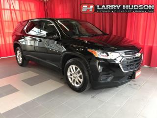 Used 2020 Chevrolet Traverse 1FL AWD   8 Passenger   One Owner for sale in Listowel, ON