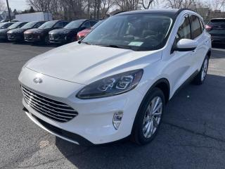 New 2021 Ford Escape Titanium TITANIUM AWD for sale in Cornwall, ON