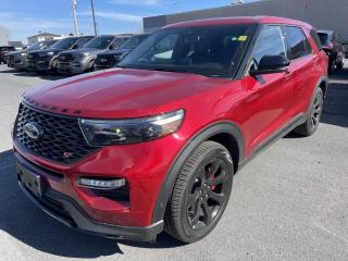 New 2021 Ford Explorer ST AWD for sale in Cornwall, ON