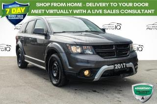 Used 2017 Dodge Journey Crossroad 7 PASSENGER | AWD for sale in Innisfil, ON