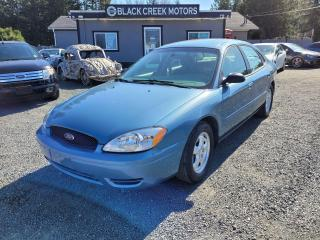 Used 2006 Ford Taurus SE for sale in Black Creek, BC