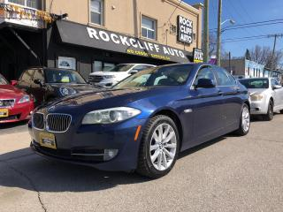 Used 2013 BMW 5 Series 4dr Sdn 528i xDrive AWD for sale in Scarborough, ON