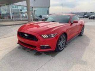 Used 2017 Ford Mustang GT Premium Fastback for sale in Tilbury, ON