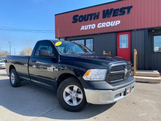 Used 2015 RAM 1500 ST|8FT Box|Power Windows/Locks|Great Work Truck for sale in London, ON